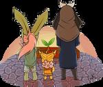PKMC: Planting the Tree