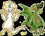 Griffia: DTR Splicer Kids by Jackalune