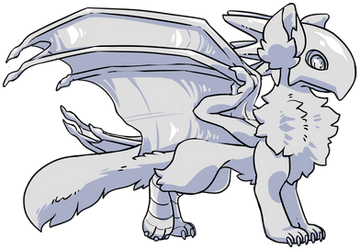 Astral Story: Gryfon by Jackalune