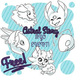 Astral Story: MYO Event! CLOSED