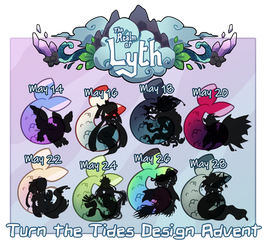 Lyth: Turn the Tides Design Advent