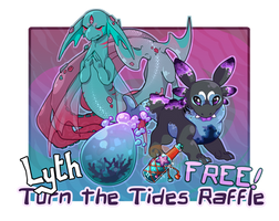 [OPEN] RoL: FREE RAFFLE - Turn the Tides Event
