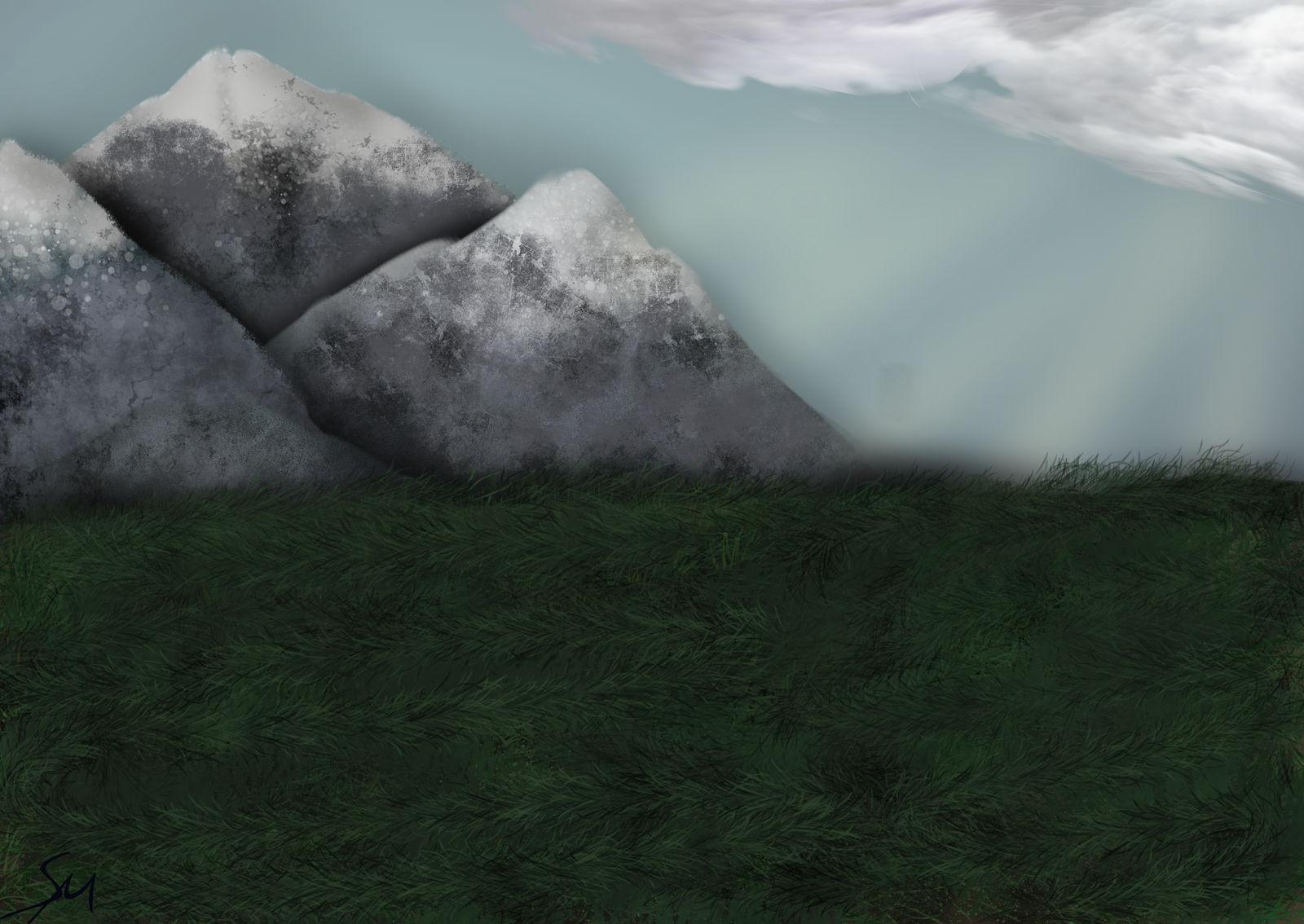 Mountain Range 002