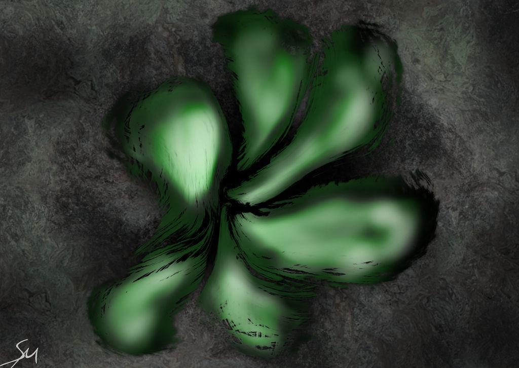 Seeping Green Magic
