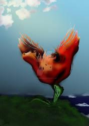 Phoenix Flower