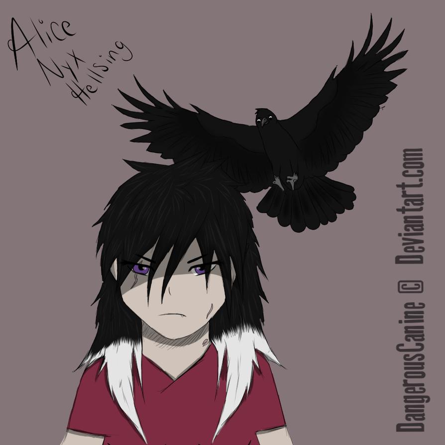 Alice Nyx Hellsing by DangerousCanine
