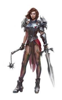 Dragon Knight Concept