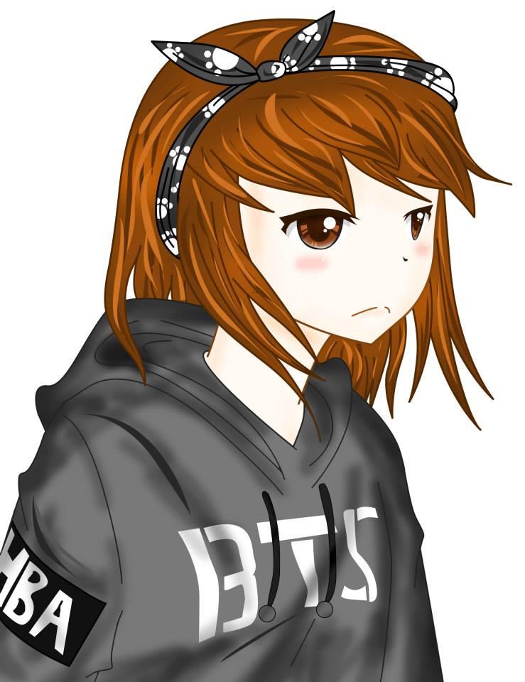 Bts Anime Pic