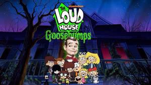 The Loud House Goosebumps Poster