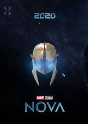 Nova MCU - Richard Rider by Chad0Wick