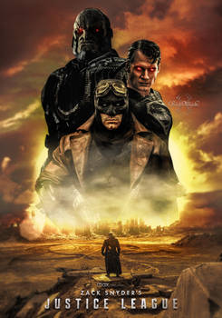 Zack Snyder's Justice League - Knightmare Reality