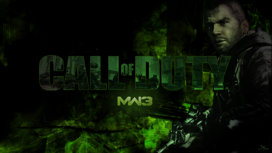 Modern Warfare 3 by Jagouille
