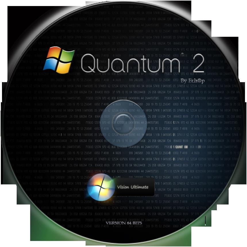 CD Quantum II by Jagouille
