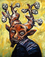 John Mischief and his 7 Brothers by CliveBarker