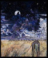 The Dock - Panel 1 of 3 by CliveBarker