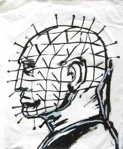 Pinhead by CliveBarker