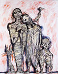 Family of Mummies