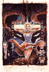 BOOKS OF BLOOD VOL THREE by CliveBarker