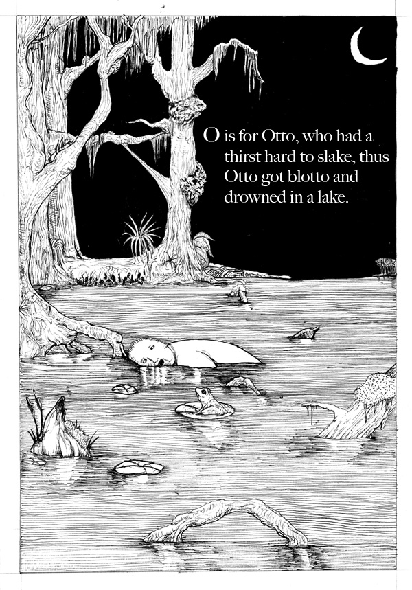 O by CliveBarker