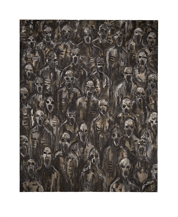 The Stitchlings Howl by CliveBarker