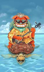King Shisa by PoisonHeaven