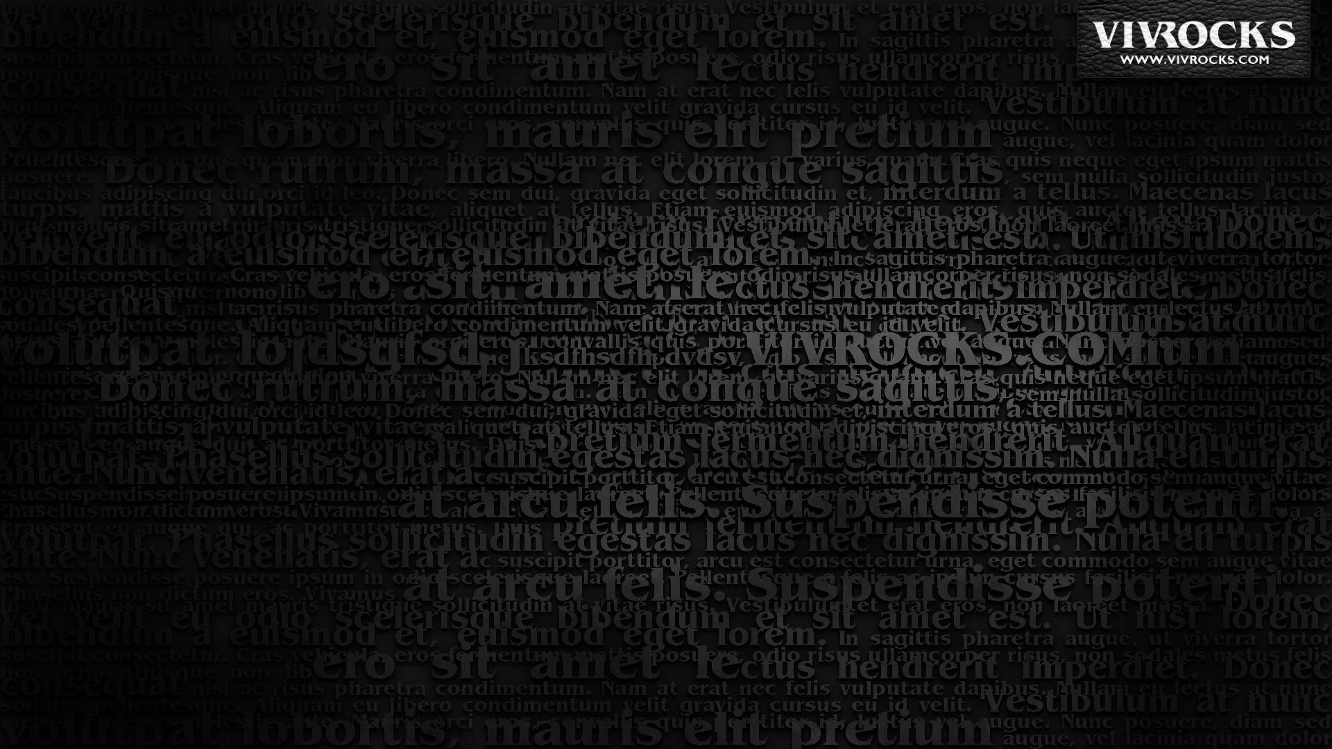 Type Matrix Wallpaper Black by vivrocks on DeviantArt