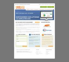 Modern Web 2 Website by vivrocks