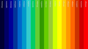 Work Time Colors by VIVROCKS
