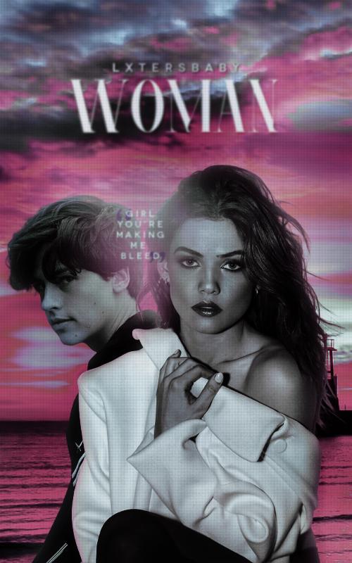 |Woman| Wattpad Cover by maximoffwife