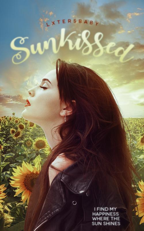 |Sun-kissed| Wattpad Cover by maximoffwife