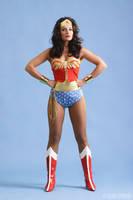 Wonder Woman by shanna-jones