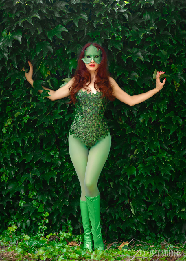 Poison Ivy by shanna-jones