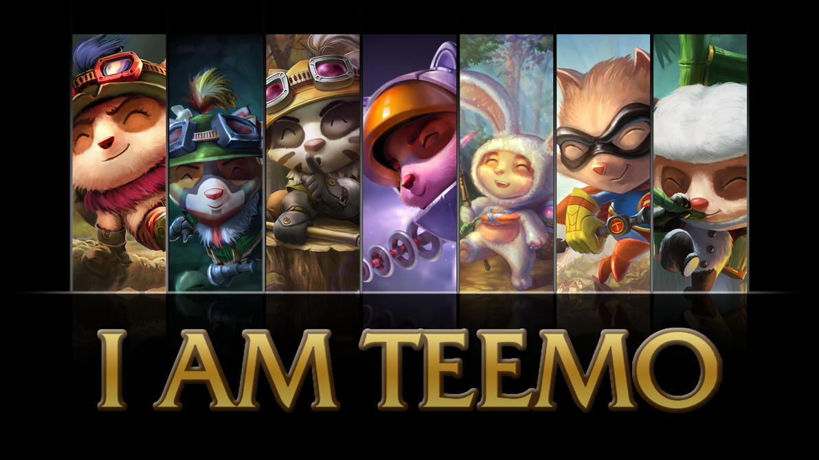 League of Legends I AM TEEMO  I Am Mid League Of Legends