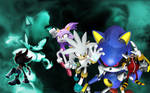 Silver n Blaze, The Game_ALL RIVALS