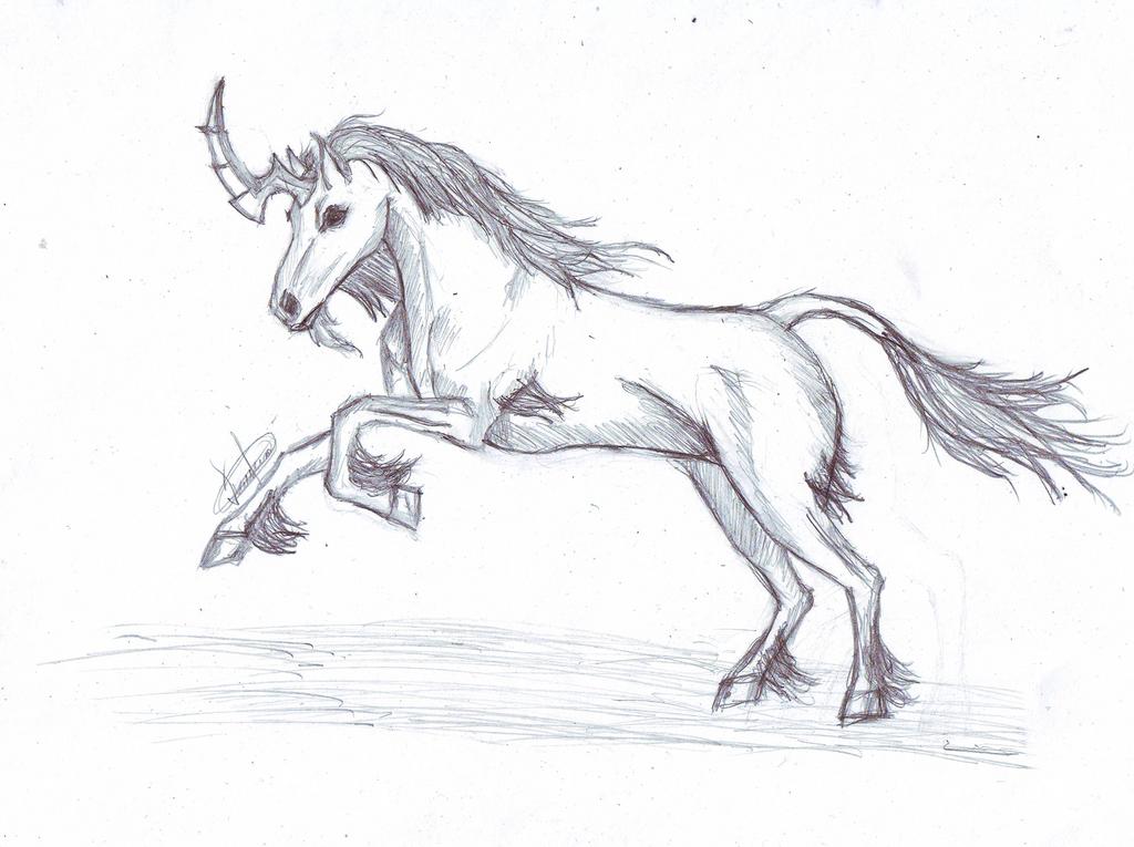 Sketch (Lucid Nightmare) by Dezdark