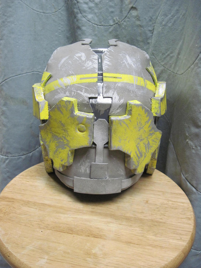 Elite Engineering Helmet Back by I-EAT-SOULS