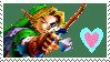 Love Link Stamp by FantasyFeathers