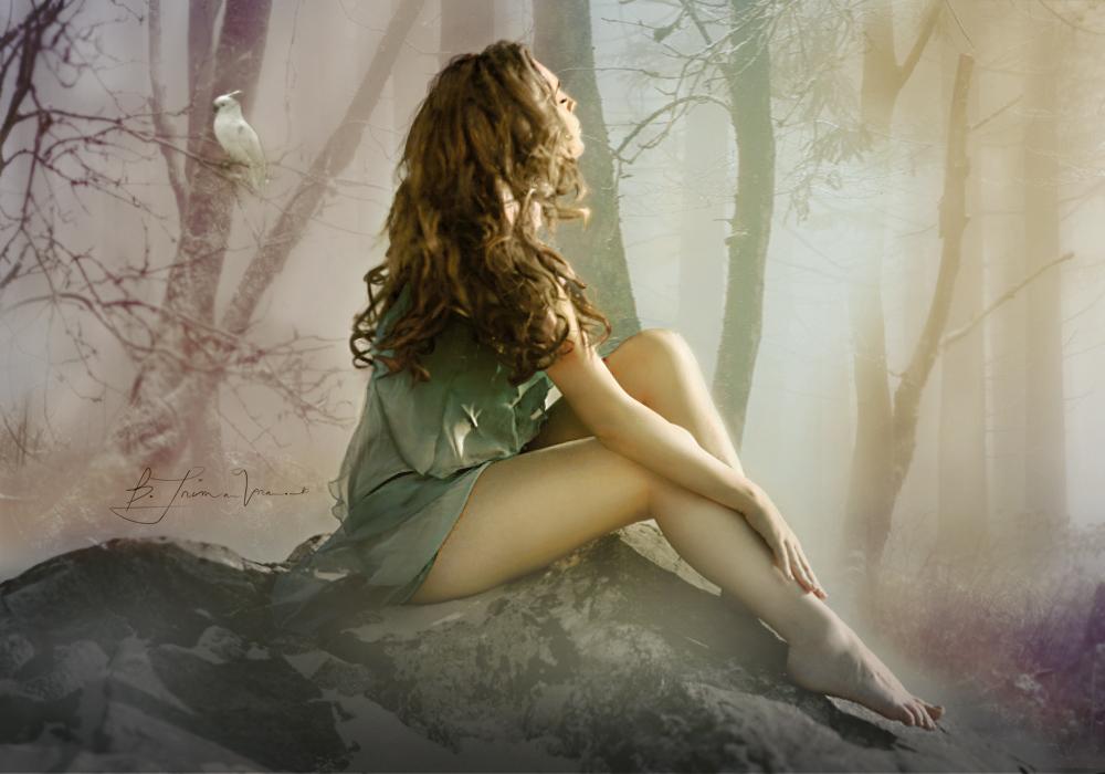Alone Time by BellaSanggre