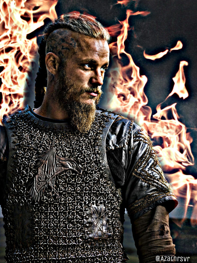Ragnar Lothbrok Mobile Wallpaper By Azatnrsvr