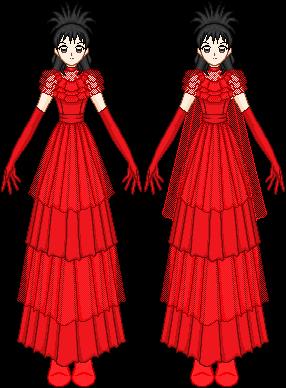 Beetlejuice: Lydia, Bride of Betelgeuse by Sailor-Nayuni-Twil