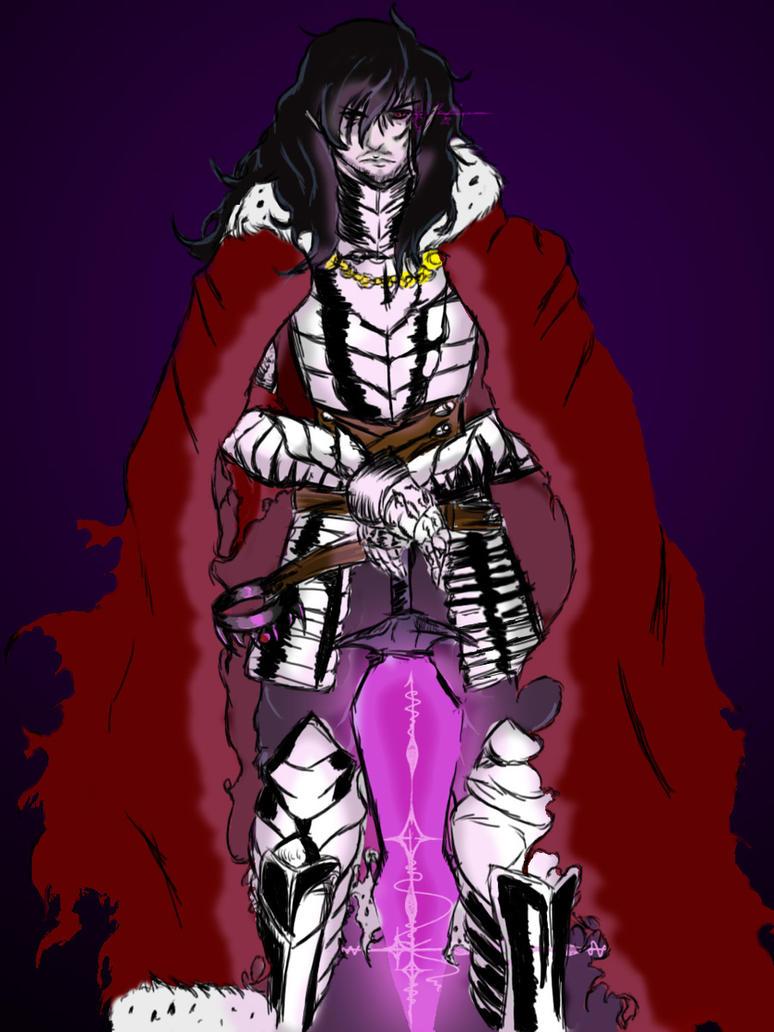 King of Shadows - Sombra by Dyshiono
