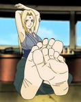 04.Tsunade Senju - [Feet V.1]