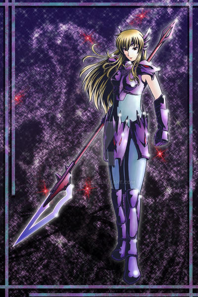 Mai hime x saint seiya by serio555 on deviantart for Saint 3 mai