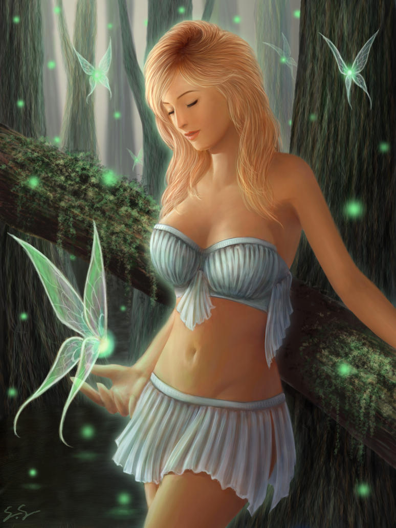 Swamp butterflies by Serio555