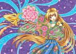 Floral Priestess
