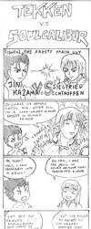 SC vs Tekken Fight 1 by Serio555