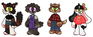babey batch #1 - [ OFFER TO ADOPT   ONE LEFT! ]