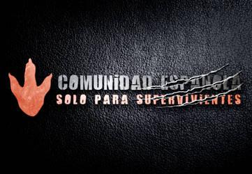 Survival game logo by Pinterac
