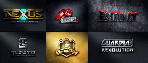 Logos by Pinterac