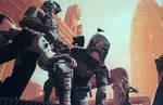 Star wars 1313: Boba Fett